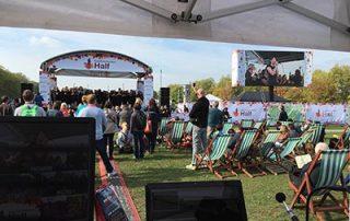 Royal Parks Half Marathon 2015
