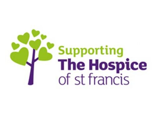 Silver Support Partner for the Hospice of St Francis