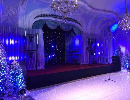 Winter Wonderland at the Savoy for Sytner