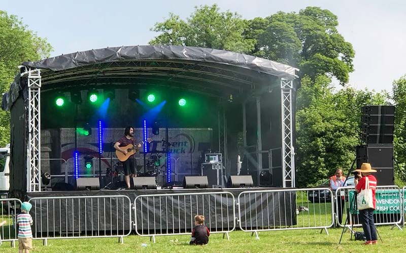 Stage Hire 2